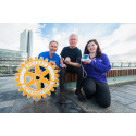 Rotarians urge everyone to 'Know Your Blood Pressure'