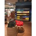 Gode handleopplevelser har fått større plass på Tromsø lufthavn