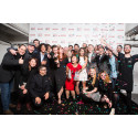 CANADIAN BARTENDER CROWNED BEEFEATER MIXLDN 2015 CHAMPION