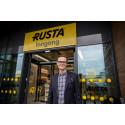 Nu öppnar Rusta i norska Lyngdal