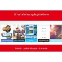 Tv - Youtube format med vår Gaming &Tävlings plattform- En svårutmaning för Casino & Betting bolagen Svenska Spel - Bettson - Unibet - Leovegas