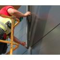 Paroc Panel System lanserar PAROC® deco infästningssystem – snabbare montage och snyggare finish av elementväggar