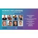 Norske influensere:  Seminar om å nå ut til og påvirke de unge