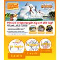 Triumf Glass stöttar barnens hälsa – betalar deltagaravgifter till Leksand Sports Camp för 72 000 kr