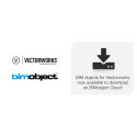 BIM objects for Vectorworks now available on BIMobject Cloud