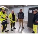 Klimatsmart avfuktning på VA mässan i Jönköping