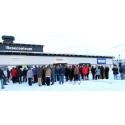 Norsjö resecentrum invigt