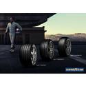 Goodyear koettelee rajoja uudella moottoriurheilun innoittamalla, tie- ja ratakäyttöön kehitetyllä Eagle F1 SuperSport -mallistolla