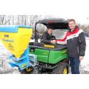Semler Agro udvider produktsortimentet til Gator-transporteren