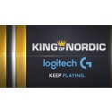 Logitech G stolt samarbetspartner av King of Nordic CS:GO