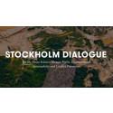 Stockholm Dialogue – om sambandet mellan mänskliga rättigheter, hållbar utveckling och fred