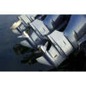 Alarmerande ökning av båtmotorstölder