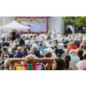Sommarlund: sånger på jiddisch, en tur till Spegellandet, och liveperformance om populärkultur