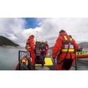 Över 1 600 räddade - insatsen på Samos fortsätter