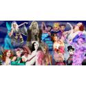 Helsinki Burlesque Festival 2017 - Kymmenen vuotta kurveja ja kimalletta