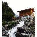 Generating power from a waterfall only as tall as a man: Micro hydro broadens the appeal of hydropower