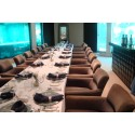 Best restaurant in Pampanga Angeles city Clark Philippines to hold group dinner is Yats Restaurant
