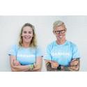 Kändispar teamar upp inför VM i swimrun