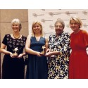 FROM CYBER SECURITY TO ORGANIC RE-USABLE TAMPONS – SWEDISH BUSINESS WOMEN AWARDED IN SHANGHAI