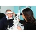 Quick thinking optometrist saves sight of Melton Mowbray man