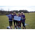 ​Nottingham runners race to fundraising success for the Stroke Association