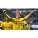 Haaland og tysk fotball tilbake på Viaplay 16. mai