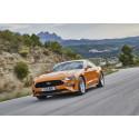 Uusi Ford Mustang, EcoSport ja Tourneo Custom Fordin vetonauloina Frankfurtin autonäyttelyssä 2017