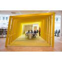 Kista Galleria har världens bästa bibliotek