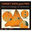 Världsnyhet! Nu erbjuder TARGET 3001! PCB design i 3D!