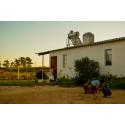 Boende för vingårdsarbetarna och deras familjer