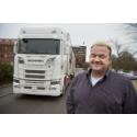 Fornemt dansk besøg på Scania-hovedsædet i Sverige