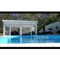 Så skapade Jennie sitt drömhem - Nytt videoreportage om fristående uterum i poolmiljö
