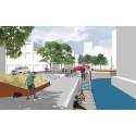 Tyréns bidrar till stadsutvecklingen i Norrköping