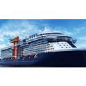 Celebrity Cruises lancerer Europa sæsonen 2019 med sit aller nyeste skib, Celebrity Edge.