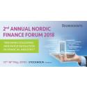 Seavus sponsrar The Nordic Finance Forum 15-16 maj