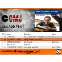 """Peter Saltzman debuts at #2 on the CMJ Top Jazz Adds Chart with """"Blues, Preludes & Feuds."""""""