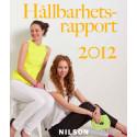 Hållbarhetsrapport NilsonGroup 2012