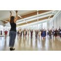 Nyutexaminerade danslärare får direkt anställning