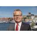 Niclas Mårtensson tillträder som VD för Stena Line