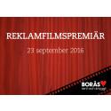 Pressinbjudan: Reklamfilmspremiär för ett renare Borås