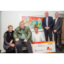 DS Smith donerer til hjerneskadede og hospitalsklovne