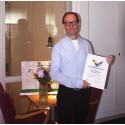 Pressmeddelande - vinnaren av priset Bra Miljöinsats