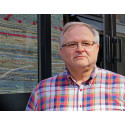 Kent Johansson, ny ordförande i Hemslöjden. Foto: Hemslöjden