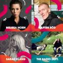 Sarah Klang, The Radio Dept. och Kapten Röd i Malmöfestivalens andra musiksläpp!