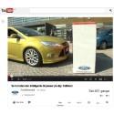 Den intelligente bil passer på dig i trafikken