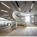 Tate Modern, trappa i utbyggnad