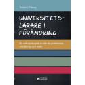 Torbjörn Fribergs studie kring universitetslärare i förändring släpps som bok