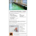 Produktionsmedarbejder / svejser søges