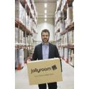 Jollyroom fortsätter expandera – Nytt hyreskontrakt med Castellum säkrar yta på över 30 000 kvm