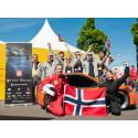 Nervepirrende finaledag for de norske lagene i Shell Eco-marathon